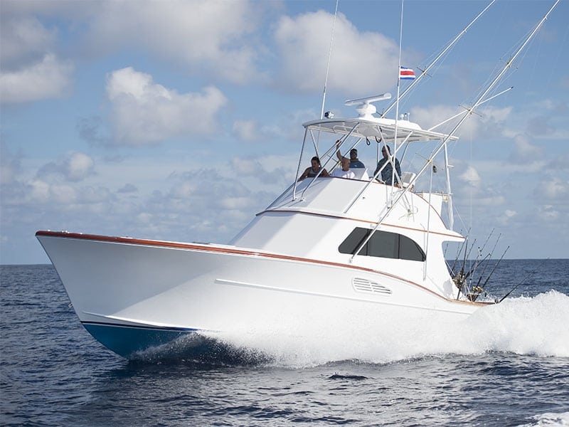 los suenos fishing charters bachelor party costa rica